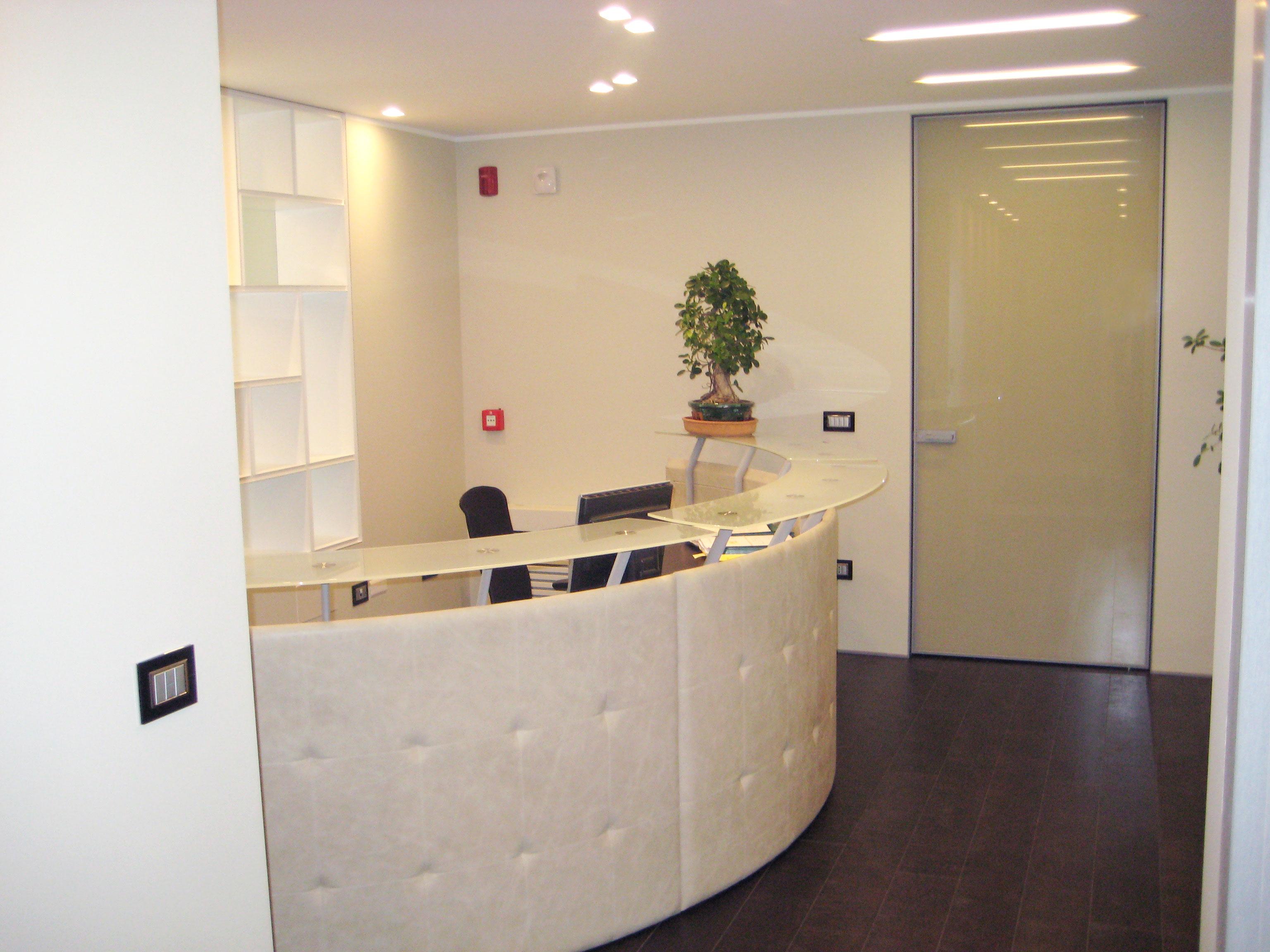 Interior design ufficio 1 tecnoin for Interior design ufficio