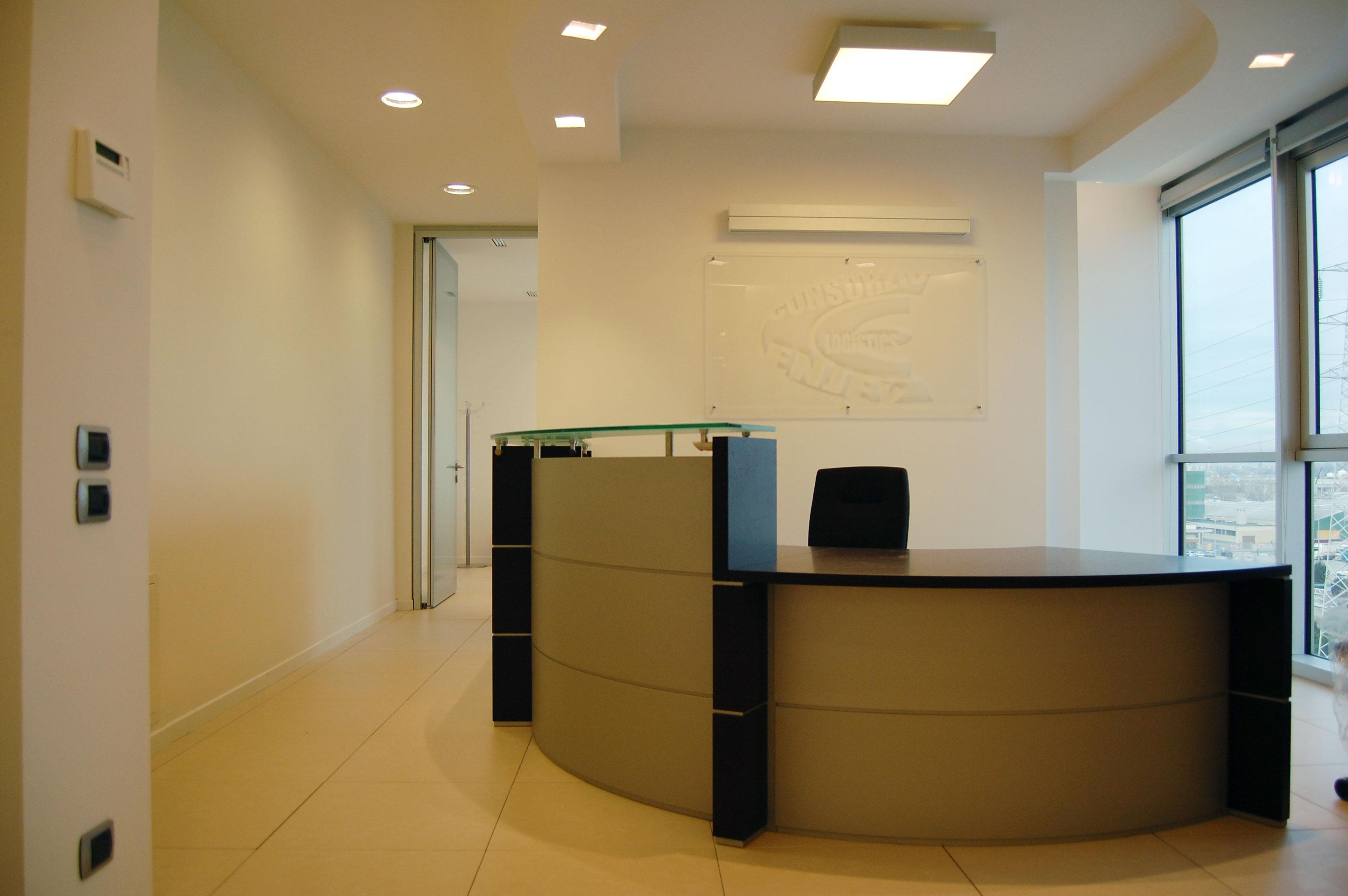 Interior design ufficio 10 tecnoin for Ufficio 10