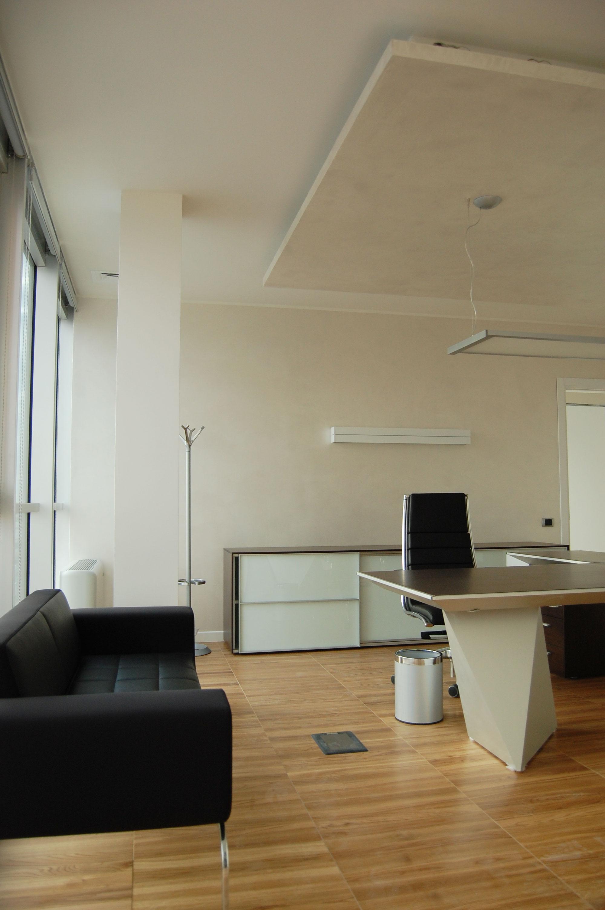 Interior design ufficio 11 tecnoin for Interior design ufficio