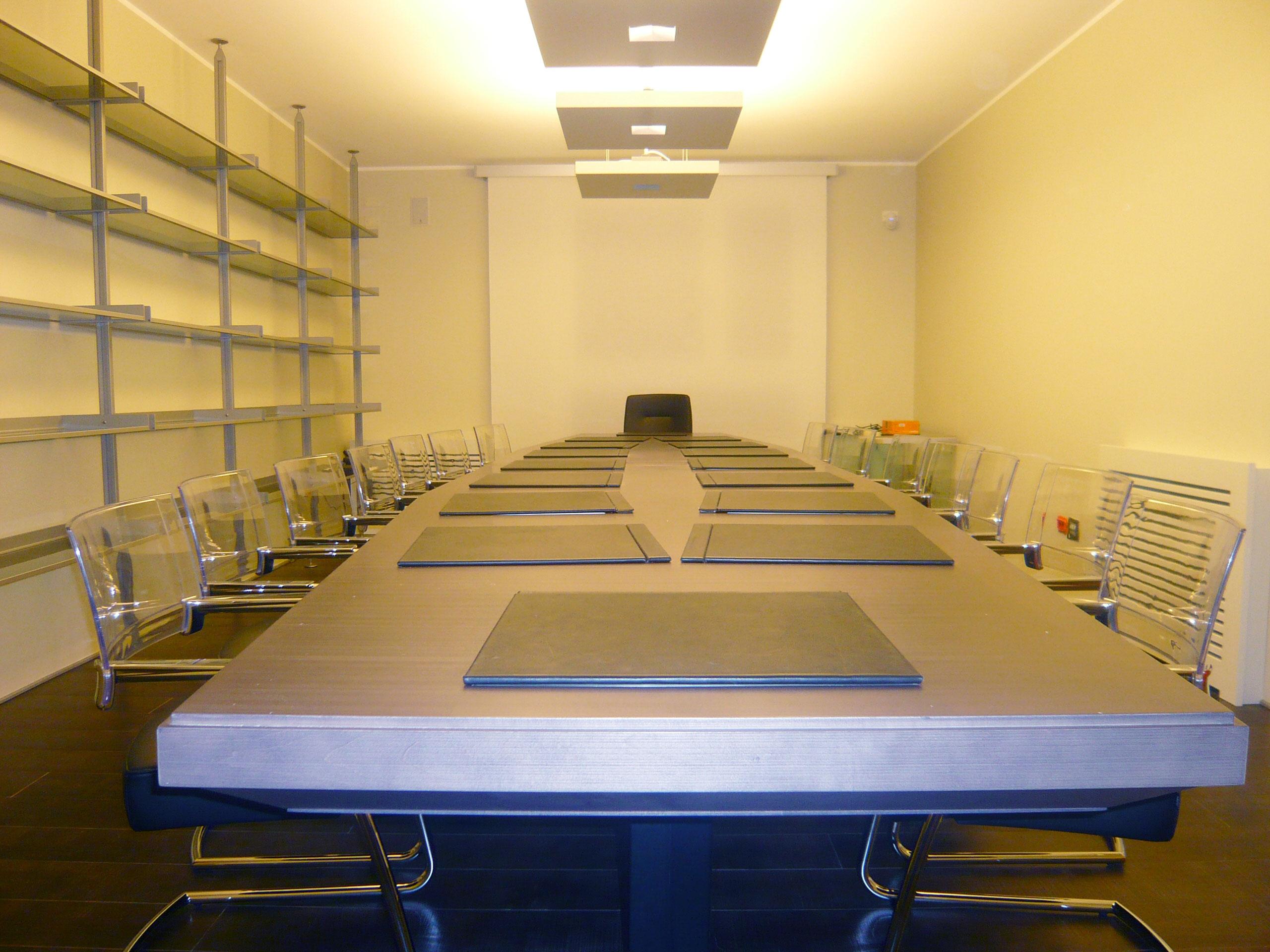 Interior design ufficio 2 tecnoin for Interior design ufficio