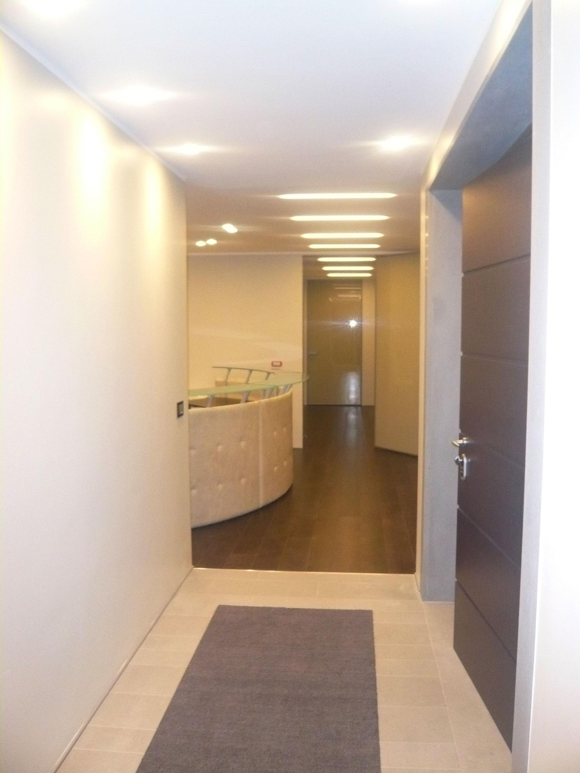 Interior design ufficio 3 tecnoin for Interior design ufficio
