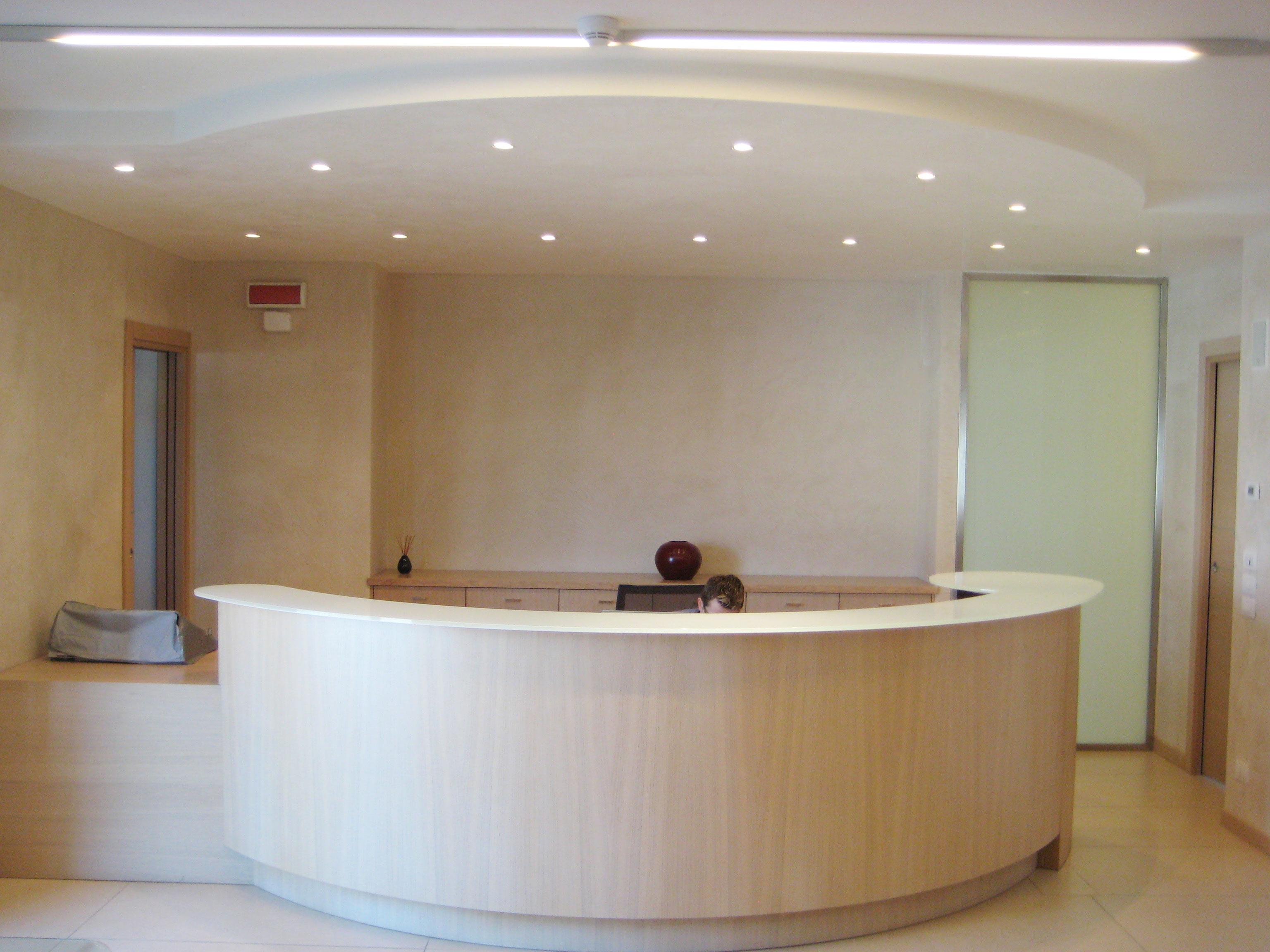 Interior design ufficio 4 tecnoin for Interior design ufficio