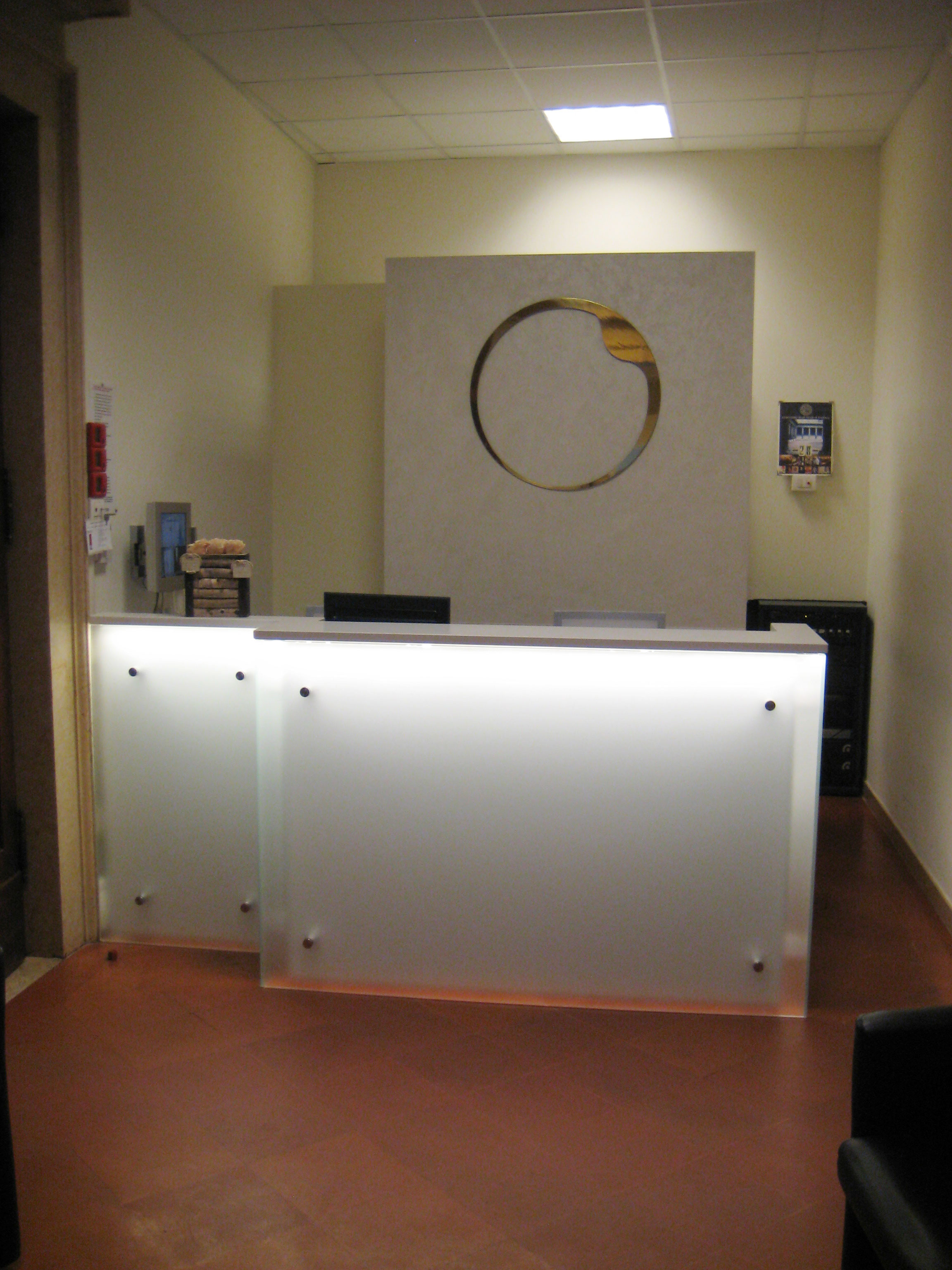 Interior design ufficio 6 tecnoin for Interior design ufficio